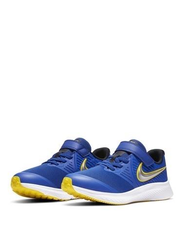 Nike Yürüyüş Ayakkabısı Mavi